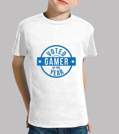 camiseta friki: jugador del año