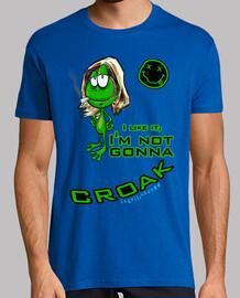 Camiseta 'Frog Cobain'