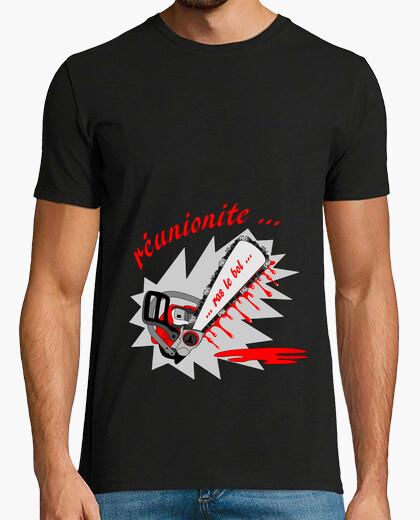 Camiseta fs réunionite