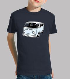 Camiseta Furgoneta Niño