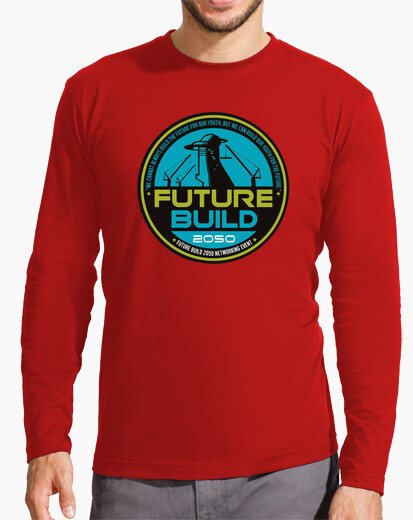 Camiseta Future Build 2050 CP4