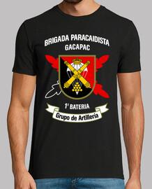Camiseta GACAPAC 1Bia mod.1