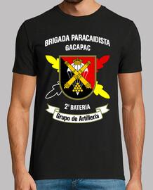 Camiseta GACAPAC 2Bia mod.1