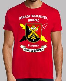Camiseta GACAPAC 2Bia mod.2