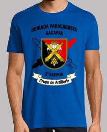 Camiseta GACAPAC 2Bia mod.3