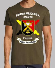 Camiseta GACAPAC 2Bia mod.4