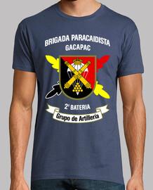 Camiseta GACAPAC 2Bia mod.5