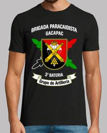 Camiseta GACAPAC 3Bia mod.1