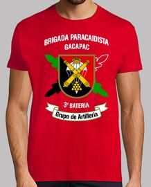 Camiseta GACAPAC 3Bia mod.2