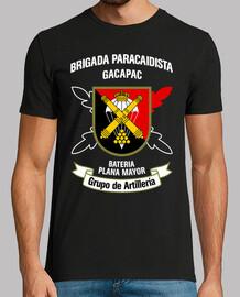 Camiseta GACAPAC BiaPLM mod.1
