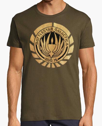 Camiseta galactica so say we all friki cine series TV