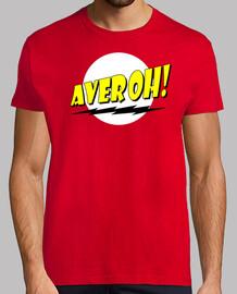 camiseta galega A VER OH