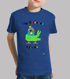 Camiseta Gallina diferente