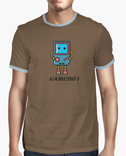 Camiseta Game Boy