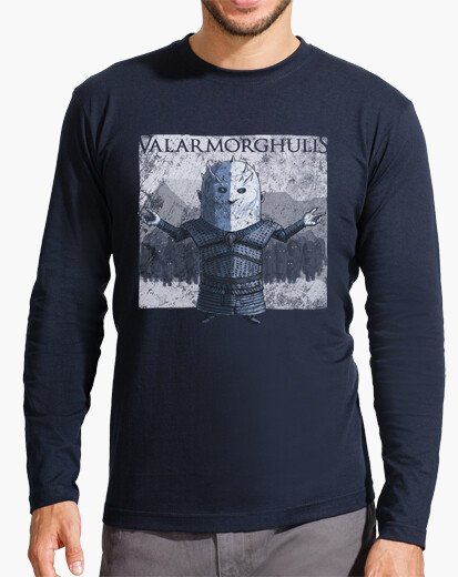 Camiseta GameOfThrones Night'sKing by Calvichi's