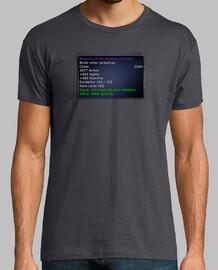 Camiseta gamer aumenta estadisticas al equipar