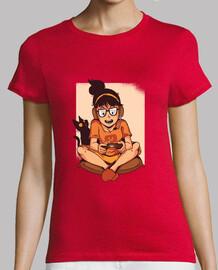 Camiseta Gamer Girl