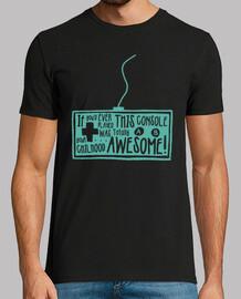 Camiseta Gamers Retro Vintage Jugador Juegos