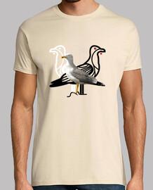 Camiseta Gaviota Hombre