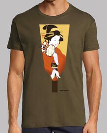 Camiseta Geisha III