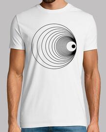 Camiseta Geometria Espiral 4