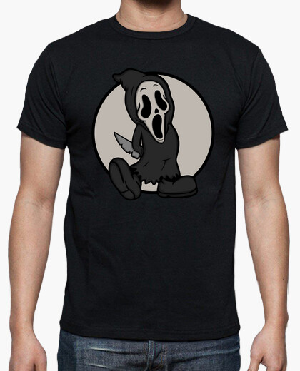 Camiseta Ghostface Vintage