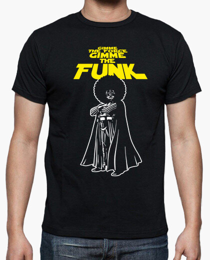 Camiseta Gimme the force