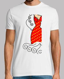 Camiseta gitanilla