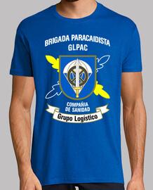 Camiseta GLPAC Sanidad mod.2