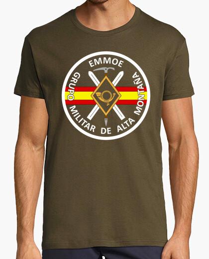 Camiseta G.M. Alta Montaña EMMOE mod.3