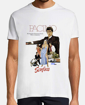 Camiseta GM Scarface