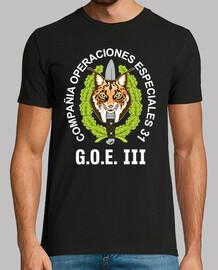 Camiseta GOE III. COE 31 mod.1