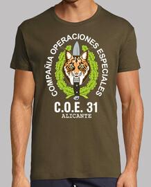 Camiseta GOE III. COE 31 mod.2