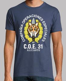 Camiseta GOE III. COE 31 mod.4