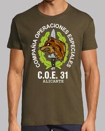 Camiseta GOE III. COE 31 mod.6
