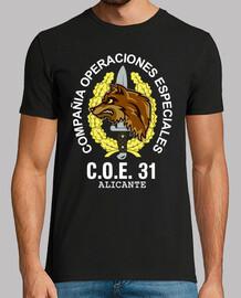 Camiseta GOE III. COE 31 mod.8