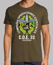 Camiseta GOE III. COE 32 mod.05