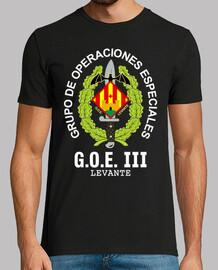 Camiseta GOE III. Levante mod.1