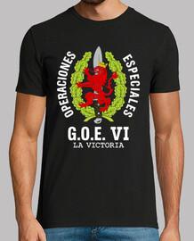 Camiseta GOE VI La Victoria mod.1