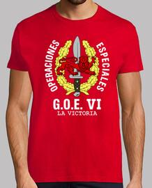 Camiseta GOE VI La Victoria mod.4