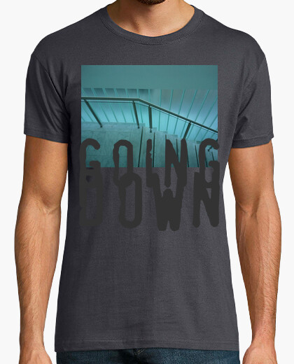 Camiseta going down