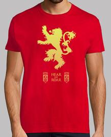 Camiseta GOT Lannister house