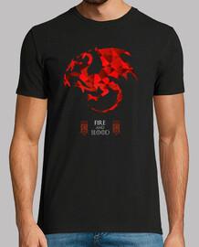 Camiseta GOT Targaryen house