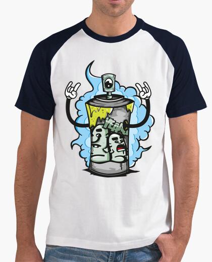 Camiseta Graffiti monster