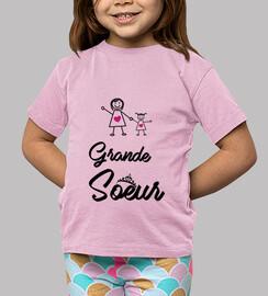Camiseta Grande Soeur