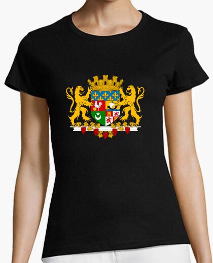 Camiseta Grandes armes de la ville d'Oran
