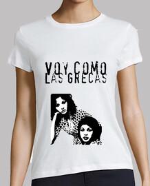 Camiseta Grecas - Chica