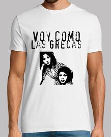 Camiseta Grecas - Chico