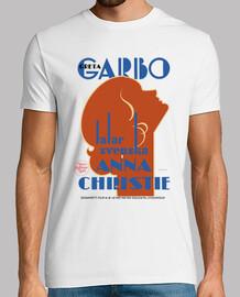 Camiseta Greta Garbo Anna Christie
