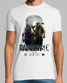 Camiseta Grim Sky